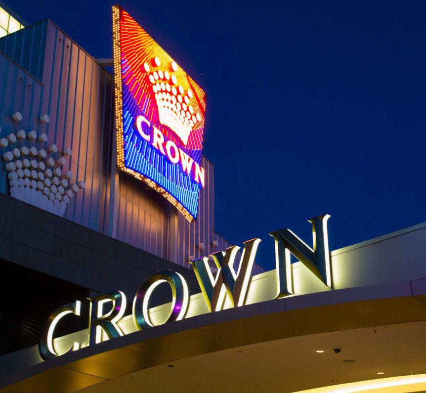 Les bénéfices de Crown Resorts chutent en un an suite à la démission de James Packer